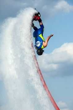 Jeremy Armstrong - Absolute Aqua Sports- Flyboarding Central Florida