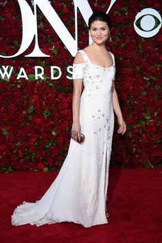 Every Red Carpet Look From the 2016 Tony Awards