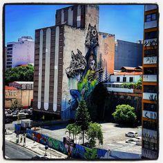 #grafitti #grafite #adilsonsouza @grafittihunters #streetart #centro by adilsonsouza