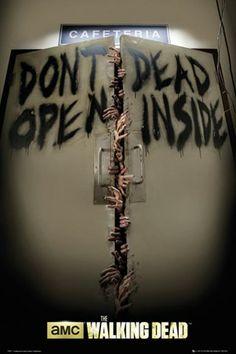 Don't Open, Dead Inside! The Walking Dead