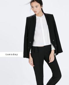 #zaradaily #tuesday #woman #shirts #ss15