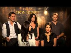 Mega-interview with the entire Twilight cast