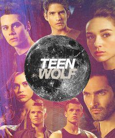 Teen Wolf es un programa muy cómica. También la programa tiene mucho drama.