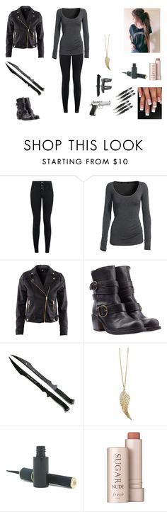 """""""The Archangel #10"""" by jazmine-bowman on Polyvore featuring New Look, Isabella Oliver, H&M, Fiorentini + Baker, River Island, INC International Concepts, Clé de Peau Beauté and Fresh"""
