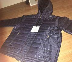 cdf9e331d05 Moncler Mens Celestin Red Down Jacket Size 4 Large Maya 23.9