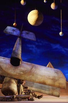 Le Petit Prince sera joué à Paris au Théâtre du Chatelet du 9 au 12 février 2015.