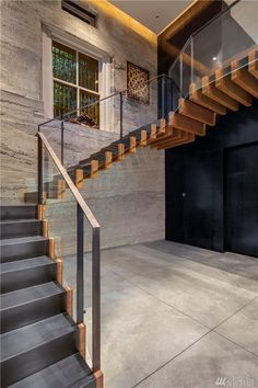 (NWMLS) For Sale: 5 bed, 6.5 bath, 11000 sq. ft. house located at 814 E Highland Dr, Seattle, WA 98102 on sale now for $15,000,000. MLS# 1002540. ESCAPE THE ORDINARY ~ Noted Sam Hill Mansion commissioned i... Mansions For Sale, Mansions Homes, Beautiful Interior Design, Beautiful Interiors, Stair Well, Seattle Homes, Expensive Houses, Polished Concrete, Celebrity Houses