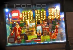 Window Displays > Scenic Artwork > Movie & shop Props UK > Icon & Co <