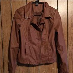 Very cute jacket Super cute. Very gently used. Maybe put on twice. Rue 21 Jackets & Coats Blazers