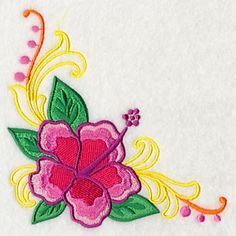 Machine Embroidery Designs at Embroidery Library! - Color Change - H6177