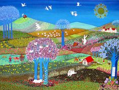 The Tortoise and the Hare by Martha Tominaga