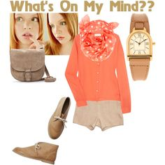 A fashion look from September 2011 featuring Chinti and Parker blouses, Hache shorts и Monki shoes. Browse and shop related looks.