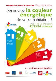 Communauté d'agglomération Nîmes Métropole. Agence conseil en communication Binome Nîmes Montpellier.