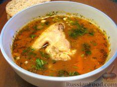 Фото к рецепту: Суп «Харчо»