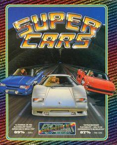 Gremlin Graphics - Super Cars