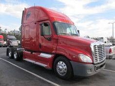 2009 FREIGHTLINER CASCADIA 125 - Conventional Sleeper Truck in McDonough