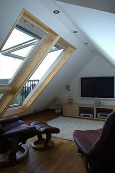 LoftLife Beautiful loft conversions Add some Lovesac's for lower and more