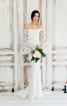 Simona Semen 17 - Anna Wedding Gown #bridal #wedding