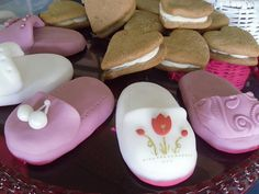 """""""Caring For A Good Vintage"""" Dessert Table by Kiss And Bake Up, via Flickr"""