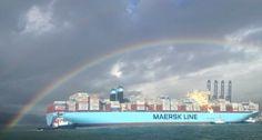 Triple-E Rainbow over Yantian