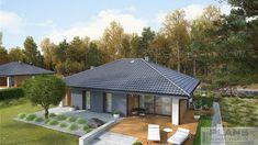 "Проект ""Enegy smart""   Plans   Проекты домов Village House Design, Village Houses, Stucco House Colors, 3d House Plans, Stucco Homes, Japanese Garden Design, Home Projects, Beautiful Homes, Gazebo"