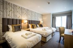 Woodlands - A spacious triple room ideal for friends or family