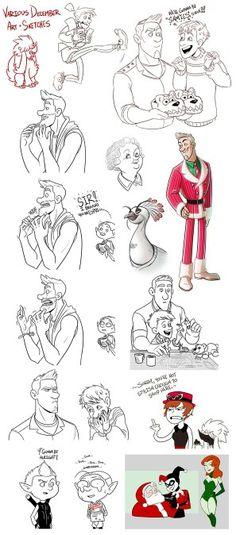 25 Best Arthur Christmas D ♥♥♥ images