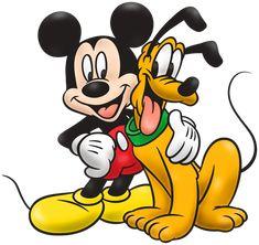 Mickey Mouse E Amigos, Arte Do Mickey Mouse, Mickey Mouse Tattoos, Mickey Mouse And Friends, Mickey Mouse Clubhouse, Disney Mickey Mouse, Pluto Disney, Disney Art, Disney Cartoon Characters