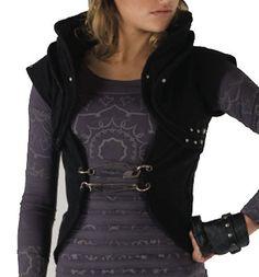 Psylo Metal Jacket