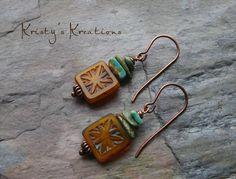 Earrings Everyday: Kristy's Kreations