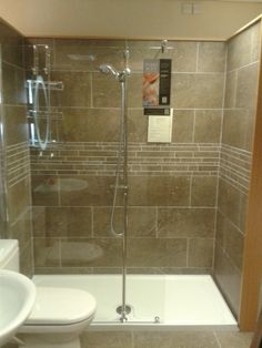 Kudos Ultimate, straight panel, walk-in shower