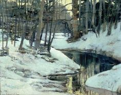 pennsylvannia impressionists | feature of the pennsylvania academy of the fine arts impressionism