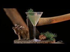 The Douglas Fir Infused Vodka Martini. - YouTube