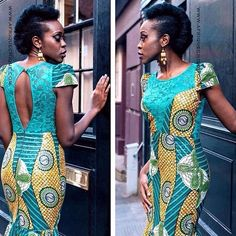 Modernistic, Sleek & Flattering Ankara Styles - Wedding Digest Naija