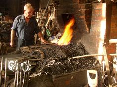 MERL Rural Crafts Today: The blacksmith