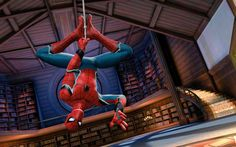 Spider-Man in Contest of Champions Contest Of Champions, Spiderman Movie, Milla Jovovich, Spider Verse, Amazing Spider, Marvel Dc, Dc Comics, Manx, Cold War