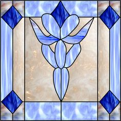 Decorative Glass Window Film CavigliaA Stained Glass Decorative