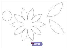 Metal Flowers, Diy Flowers, Sunflower Crafts, Paper Sunflowers, Arabic Art, Flower Template, Diy Gifts, Crafts For Kids, Lily