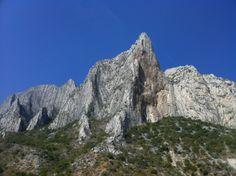 La grandeza de la naturaleza antes de llegar a la grutas de Garcia. - Garcia, Nuevo Leon. @Softtek #Photobook