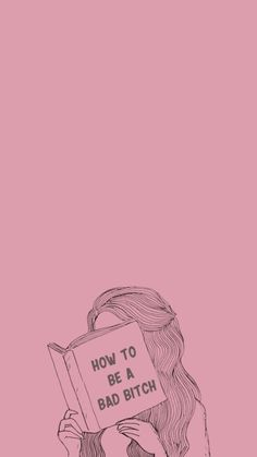 Girlboss mood: how to be a bad bitch // girl power read movie posters Phone Backgrounds, Iphone Wallpapers, Cute Wallpapers, Wallpaper Backgrounds, Tumblr Wallpaper, Pink Wallpaper, Wallpaper Quotes, Power Wallpaper, Mood Wallpaper
