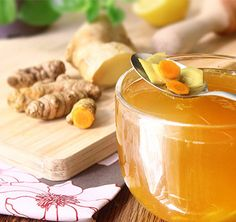 Healthy Super Trio – Ginger, Turmeric And Carrots – iFoodRecipe