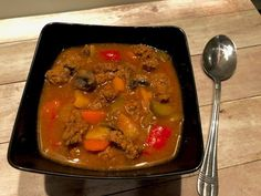 Zupa a'la strogonow - Blog z apetytem Pot Roast, Thai Red Curry, Blog, Food And Drink, Cooking Recipes, Cooking Ideas, Meals, Dishes, Chicken