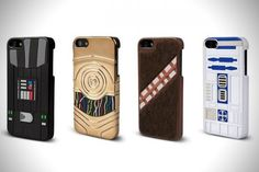 cases para iPhone do Star Wars
