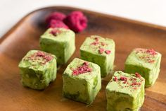Step-by-Step Recipe: Matcha Truffles - Home - Oh, How Civilized