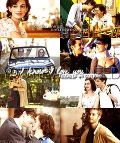 One Day: twenty years, two people.....pretty much could be about me and you...minus that one part