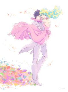 Gurren Lagann - Nia and Simon All Anime, Me Me Me Anime, Anime Stuff, Kill La Kill, Nia Gurren Lagann, Gurren Laggan, Barakamon, Haruhi Suzumiya, Deadman Wonderland