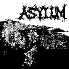 """Asylum """"s/t"""" 7"""""""