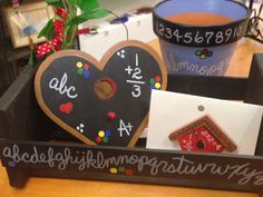 Fun Teacher gifts by Janet Grimes