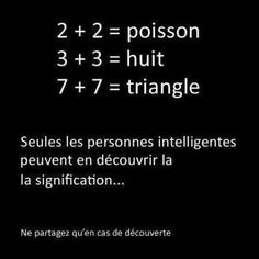 Perso jai mis 10 min a comprendre et encore jai lu les commentaires 😂 Funny True Quotes, Funny Memes, Hilarious, Image Fun, French Quotes, Learn French, Funny Pictures, This Or That Questions, Plutot