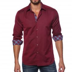 Jared Lang, Dress Shirt style # AVEPRO1171 | TEMPTBRANDS